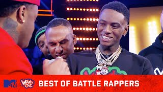 Best Of Battle Rappers 🎤 ft. Soulja Boy, Lil Yachty & Chance the Rapper | Wild 'N Out