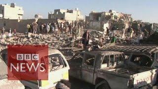 Saudi Arabia launches Yemen strikes - BBC News