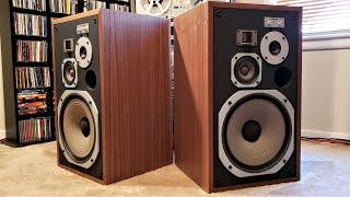 Restoring The Pioneer HPM100 Speakers