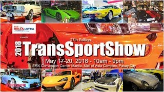 2018 Trans Sport Show Presented by Shell Helix Ultra Trailer