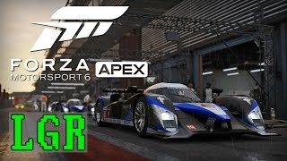 LGR - Thoughts on Forza 6: Apex for PC (Video Game Video Review)