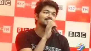 Vijay answers his Fans Questions