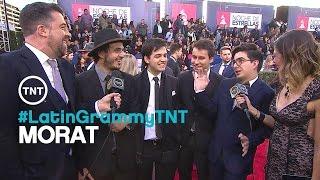 Premios Latin Grammy 2016 | Entrevista a Morat