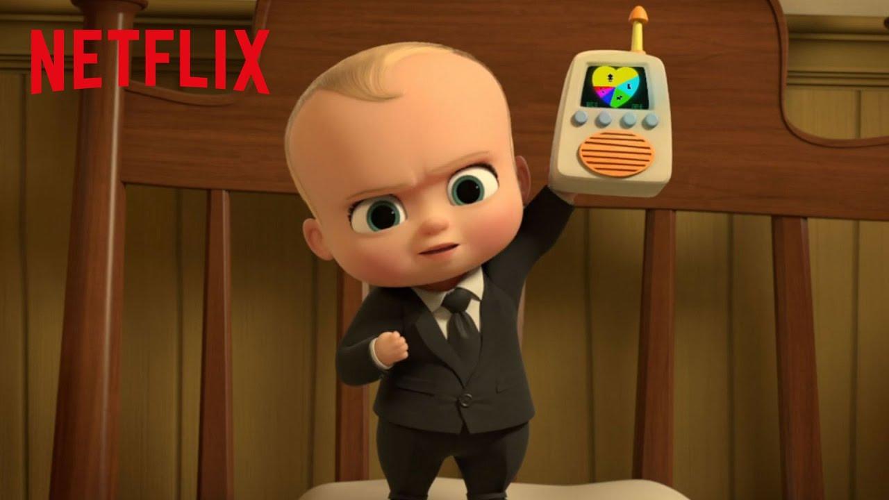 Patron Bebek Yine Is Basinda S2 Resmi Fragman Hd Netflix Youtube
