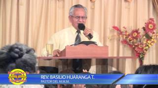 Coro Busca a Dios canta Rev Basilio Huaranga