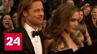 Джоли сочла Питта плохим отцом: разводом