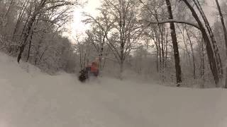 Snowmobile Walker MN