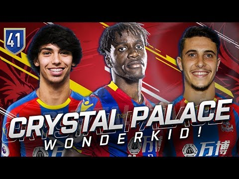 FIFA 19 CRYSTAL PALACE CAREER MODE 41 - THE WONDERKID RETURNS TO FORM