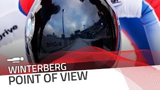 Winterberg | Skeleton Point Of View | IBSF Official