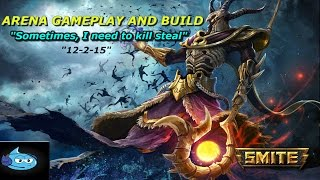 Smite: Hades Arena Gameplay and Build