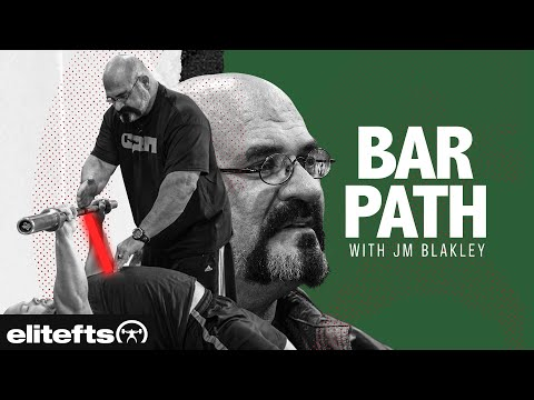 The Ideal Bar Path for a Stronger Bench Press with JM Blakley