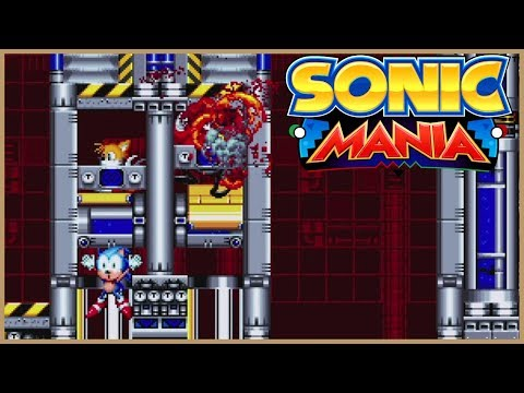 Sonic Mania, #1 - Green Hill Zone and Chemical Plant Zone