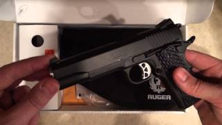 Ruger SR1911 TALO Night Watchman