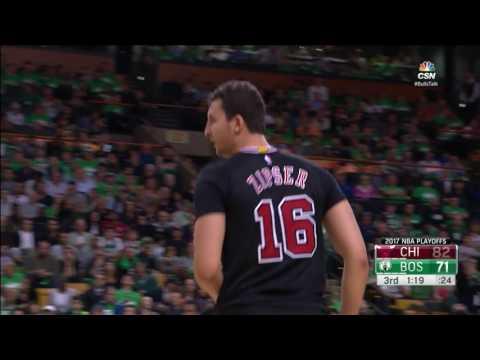 Paul Zipser compilation against The Celtics 04.18.17