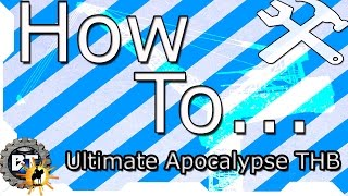 How To Install Ultimate Apocalypse - The Hunt Begins