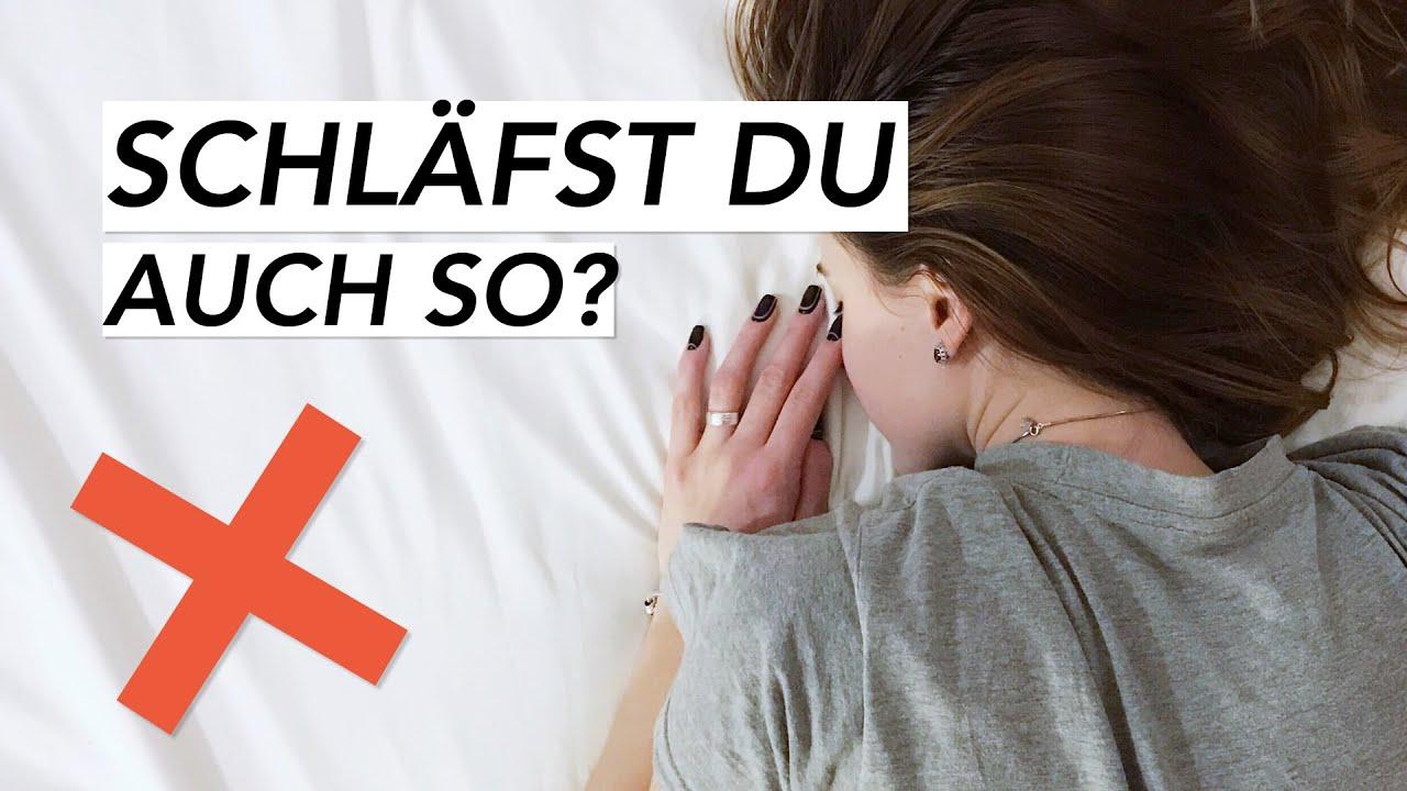 Diese Schlafposition Solltest Du Unbedingt Vermeiden! | Liebscher & Bracht. Liebscher & Bracht | Die Schmerzspezialisten 05:14 HD
