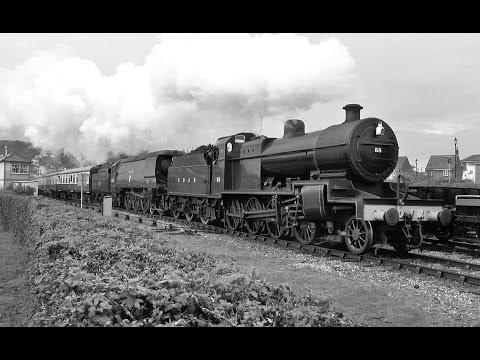 West Somerset Railway - The Atlantic Coast Epress -  Spring Gala 2014