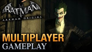 Batman: Arkham Origins - Multiplayer Gameplay #12