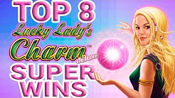 How much can you win on the Lucky Lady's Charm Deluxe 🚨 Onlinecasinopolice 🚨 online casino rating