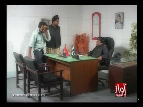 Police Funny Clips Ali Gul Malah And Sohrab Soomro اڄ جي پوليس thumbnail