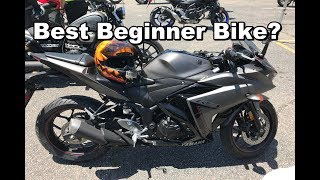 2016 Yamaha R3 Review | Test Ride. Best Starter Motorcycle?