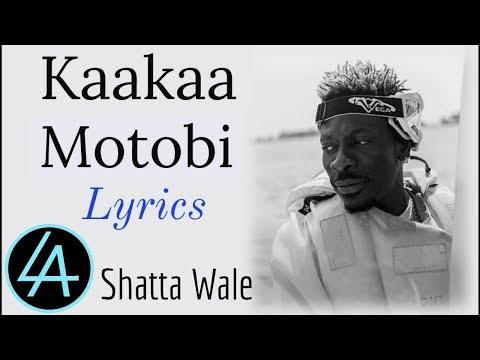 Shatta Wale - Kaakaa Motobi (Lyrics)