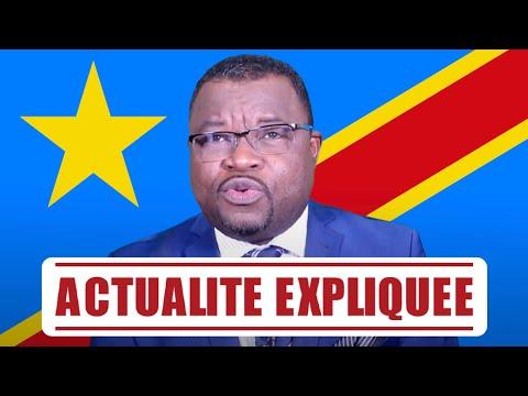 "ACTU EXPLIQUEE 21.02 : DESCENTE D'UN COMMANDO A L'SHI, ""KABILA"" EN FUITE A DUBAI?"