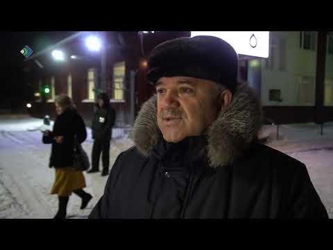Мэр Ухты Магомед Османов о ликвидации возгорания на УНПЗ