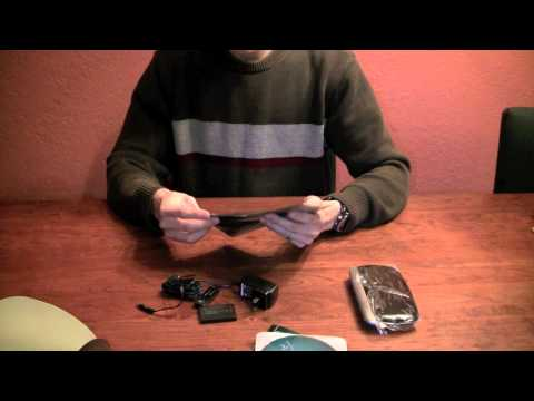 Unboxing Logitech diNovo Mini Keyboard