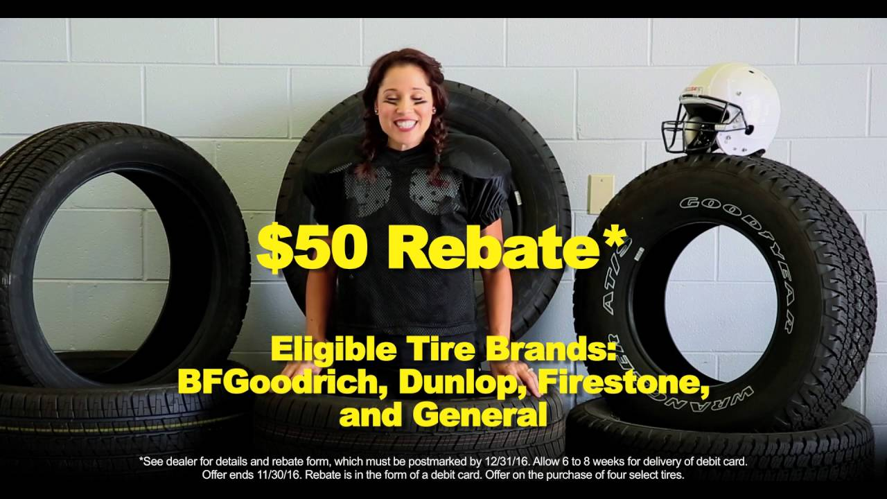 Tires Discounts Rebates In Greenville Mi At Tinney Automotive Youtube