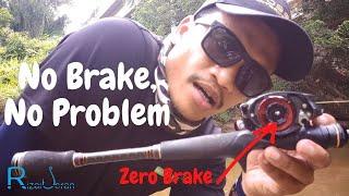 Skip Lure With a Baitcaster (No Brake Setting)