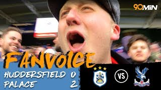 Tomkins and Milivojevic score as Palace beat Huddersfield 2-0 | Huddersfield 0-2 Palace | FanVoice