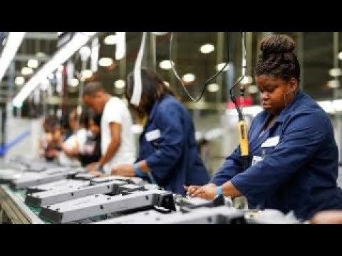 U.S. economy adds 261K jobs in October