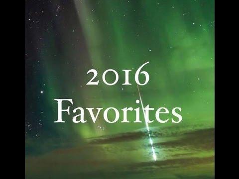 2016 favorites