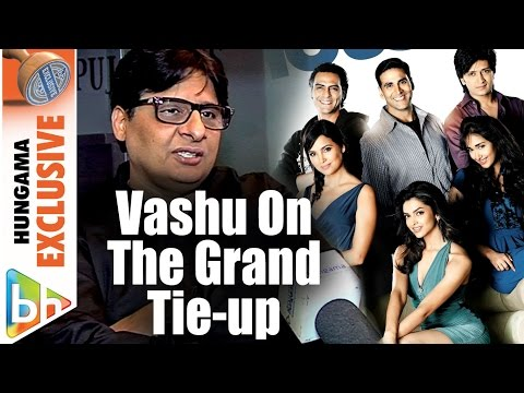 Vashu Bhagnani | Full Interview | Housefull | Bade Miyan Cho
