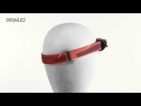 Mammut T-Trail LED Headlamp with Ambient Light Dry Bag