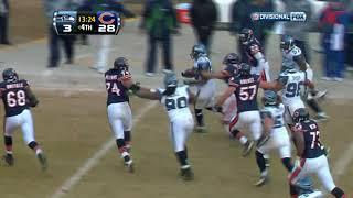 Seahawks vs Bears 2010 NFC Divisional