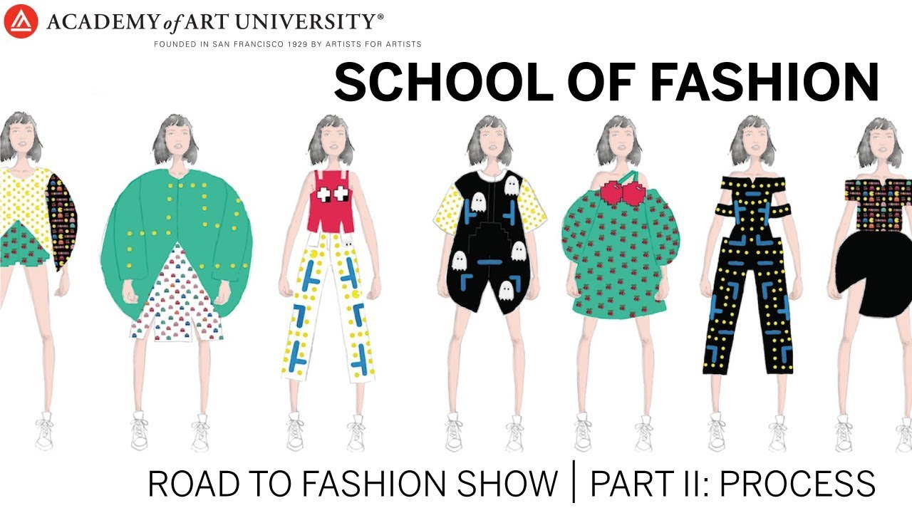 Road To Fashion Part 2 Process Youtube