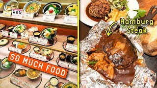 Today we're exploring an underground food street in Japan! Right next to Kyoto Station is a portal for those with a bottomless stomach. With so many options for ...