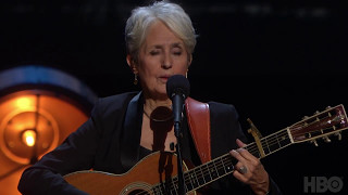 """Deportee (Plane Wreck at Los Gatos)"" Joan Baez - 2017 Rock & Roll Hall of Fame Induction Ceremony"