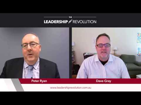 Dave Gray on Culture - The Leadership Revolution