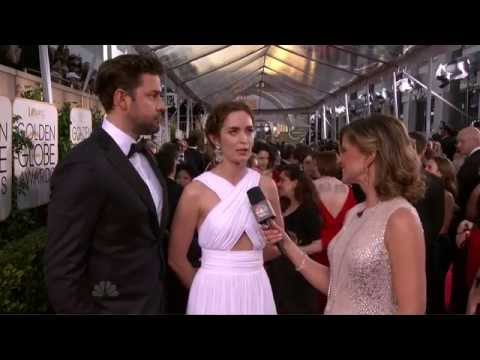 The 72nd Annual Golden Globe Awards - Arrival Special - 2015