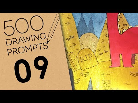 500 Prompts #9 - DRAGONS, GOLD, AND MISTAKES