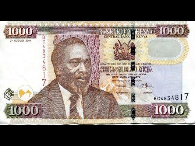 Uhuthiri wa noti ya 1,000