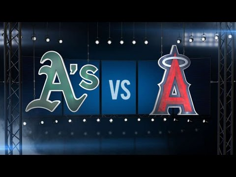 8/3/16: Pujols' walk-off homer lifts Angels over A's