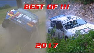 Maxi Best Of 2017 Crash et Show by ArnoRallye84