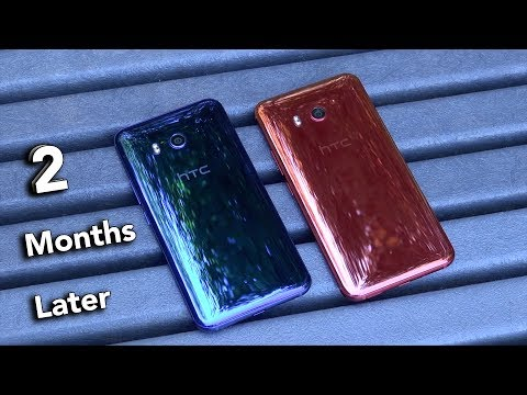 2 Months with HTC U11 || FULL Review