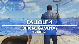 Fallout 4 - Official Trailer!