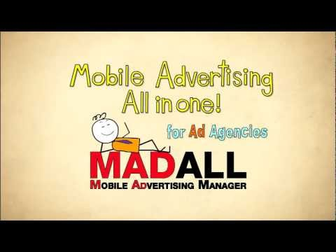 MadAll All-in-One Mobile Advertising Manager