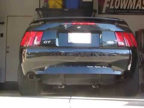 2001 Ford Mustang GT Engine Knocking Rod Bearing